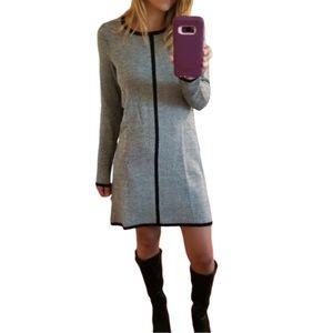 CYNTHIA ROWLEY | Extrafine Merino Wool Dress M